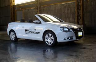 Volkwagen EOS 2010 a prueba ¡Primeros en manejarlo!