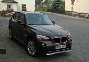 BMW X1 2010 - Primer contacto