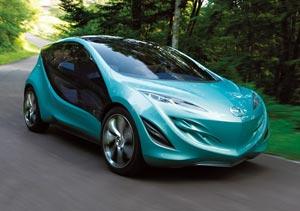 Mazda Kiyora Concept Car para Tokyo
