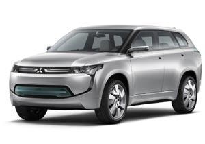 Mitsubishi Concept-PX MiEV en el Salón de Tokio
