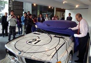 La colección de los BMW Art Cars llega al D.F.