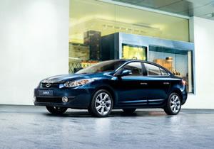 Renault se reinventa en Corea, Fluence reemplazará al Mégane en 2010