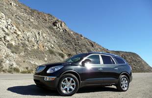 Manejamos el nuevo crossover de Buick llamado Enclave modelo 2010