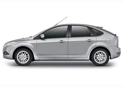 Ford Focus 2010: Hizo su estreno en Chile