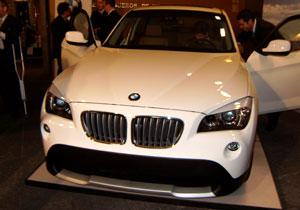 BMW X1 comenzará su distribución en México en 2010