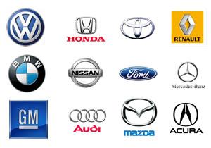 ¿Cuál fue la mejor marca de autos en 2009?