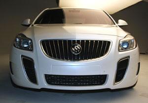 Salón de Detroit 2010: Buick Regal GS la versión de altas prestaciones