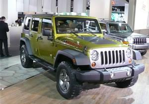 Nuevo Jeep Wrangler Mountain Edition 2010