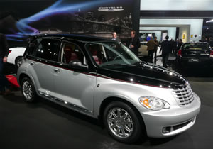 PT Cruiser Couture Edition 2010