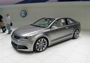 Volkswagen NCC Concept se presenta en el Salón de Detroit 2010
