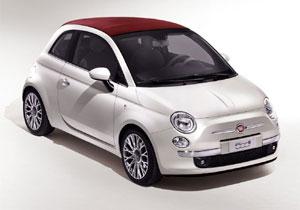 Inversión de 550 MDD de Chrysler para la fabricación del Fiat 500 en México