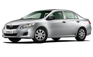 Ahora el Toyota Corolla años-modelos 2009-2010 con problemas en la dirección