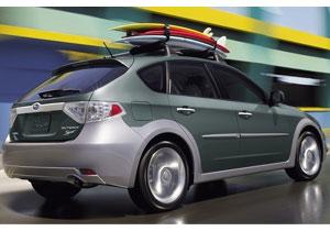 Subaru presentará en el Salón de Ginebra su nuevo Impreza XV