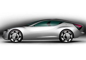 Opel Flextreme GT E, para el Salón de Ginebra