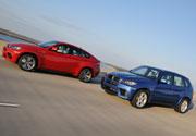Nuevas BMW X5 M y BMW X6 M transpiran dinamismo y deportividad