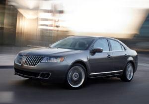 Lincoln MKZ hybrid en el Salón de Nueva York
