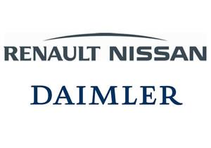 Renault - Nissan y Daimler firman alianza para fabricar autos pequeños