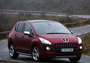 Peugeot 3008: un crossover de un género completamente nuevo