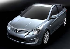 Hyundai Accent 2011, ¿el futuro del Dodge Attitude?