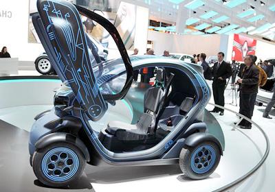 Renault Twizy Z.E 2011: Se viene la revolución eléctrica
