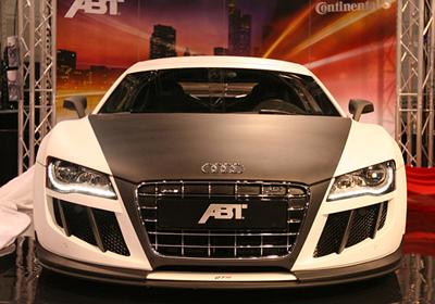 ABT R8 GT-R: El Audi R8 más brutal