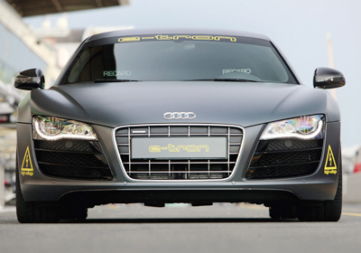 Audi R8 e-tron: Confirmado el súper deportivo eléctrico