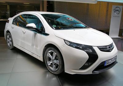 Opel Ampera: Inicia su venta en Europa