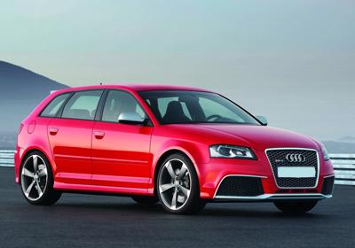 Audi RS3 Sportback 2011: Nace la versión más potente