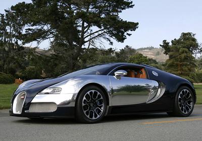 Los diez autos más caros de 2010