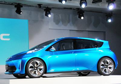 Toyota Prius C Concept: A la venta el 2012