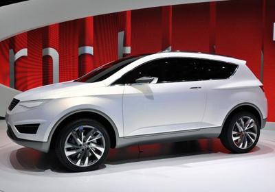 Seat IBX Concept: Un eléctrico juvenil
