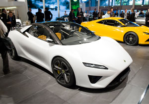 Lotus Elise 2015 debuta en París