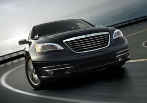 Chrysler 200 2011 primeras imágenes