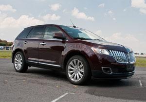 Lincoln MKX 2011 llega a México a $619,000