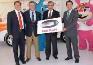 Nissan Patrocinador Oficial de los Juegos Panamericanos