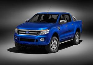 Ford Ranger 2011 sale a la luz