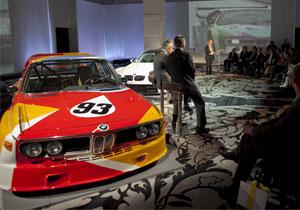 BMW exhibe por primera vez la colección completa de sus Art Cars