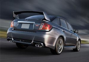 Subaru Impreza WRX STi 2011 llega a México desde 45,000USD