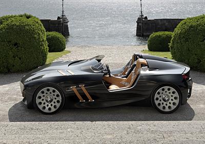 BMW 328 Hommage Concept: Renace una leyenda