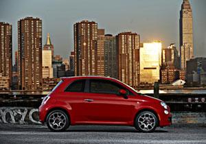 Fiat a la conquista de EUA con el 500