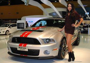 Chevrolet Camaro, Dodge Challenger y Ford Mustang, los muscle cars del salón de Buenos Aires