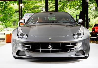Ferrari FF: Exclusivas Fotografías en vivo