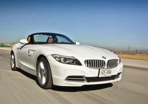 BMW Z4 sDrive 35iA 2011 a prueba