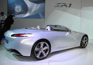 El video de las bellezas de Peugeot en el Salón de Buenos Aires