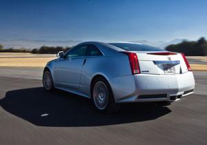 Cadillac CTS Coupé 2011 a prueba