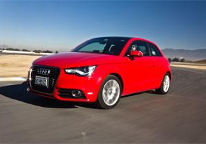 Audi A1 2011 a prueba