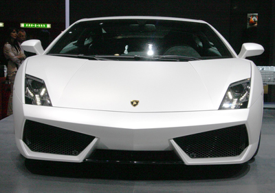 Lamborghini Gallardo LP560-4: Descúbrelo