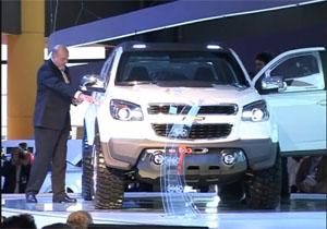 Chevrolet, el video con sus novedades del Salón