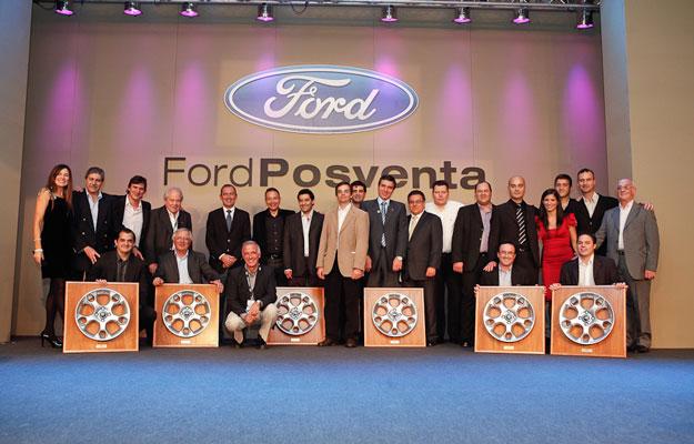Ford Argentina, División Posventa