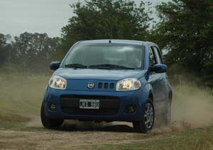 Fiat Uno 1.4 Attractive: Totalmente renovado